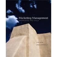 Marketing Management : Knowledge and Skills,9780072552171