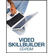 Video Skillbuilder CD-ROM for Stewart's Calculus, 6th
