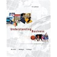 Understanding Business with OLC PowerWeb Card and CD 7e,9780072922189