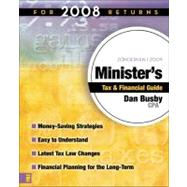 Zondervan 2009 Minister's Tax and Financial Guide: for 2008 Return : For 2008 Tax Returns,9780310262190