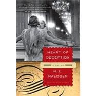 Heart of Deception, 9780061962196  