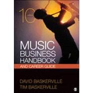 Music Business Handbook and Career Guide,9781452242200