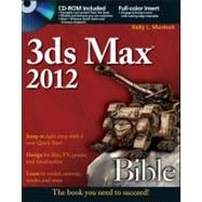 3ds Max 2012 Bible, 9781118022207