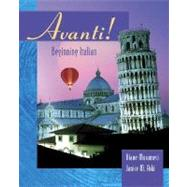 Avanti : Beginning Italian Student Edition with Bind-in Passcode