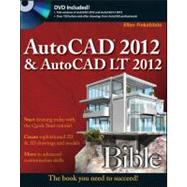 AutoCAD 2012 and AutoCAD LT 2012 : The Book You Need to Succ..., 9781118022214
