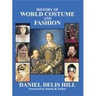 History of World Costume and Fashion, 9780130992239