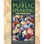 MySpeechLab with Pearson eText -- Standalone Access Card -- for Public Speaking Handbook