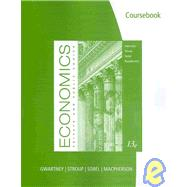 CourseBook for Gwartney/Stroup/Sobel/Macpherson's Economics: Private and Public Choice