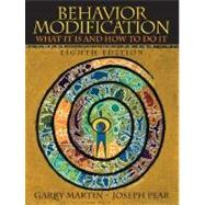 Behavior Modification: What It Is And How to Do It,9780131942271