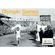 Time Out Olympic Games Through a Lens Postcard Book, 9781846702273