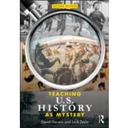 Teaching U.s. History As Mystery, 9780415992275  