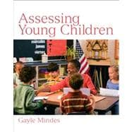 Assessing Young Children,9780137002276