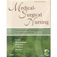 Medical-Surgical Nursing - Single Volume Text and Virtual Clinical Excursions Package : Assessment and Management of Clinical Problems