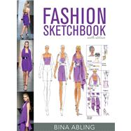 Fashion Sketchbook, 6th Edition,9781609012281