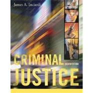 Criminal Justice with PowerWeb,9780073252315
