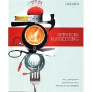 Services Marketing, 9780195572315