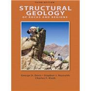 Structural Geology of Rocks and Regions, 3rd Edition,9780471152316