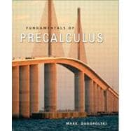 Fundamentals of Precalculus,9780321122322