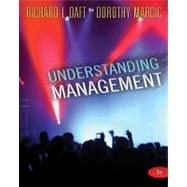 Understanding Management,9781439042328