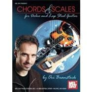 Chords and Scales for Dobro and Lap Steel Guitar, 9780786682331  