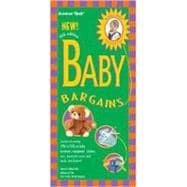 Baby Bargains: Secrets to Saving 20% to 50% on Baby Furnitur..., 9781889392332  