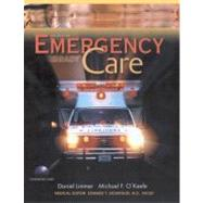 Emergency Care w/CD-ROM (Paper version),9780131142336