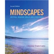 Mindscapes : Critical Reading Skills and Strategies,9781435462342
