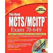 The Real Mcts / Mcitp Exam 70-649 Upgrading Your Mcse on Windows Server 2003 to Windows Server 2008 Prep Kit