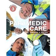 Paramedic Care Principles & Practice, Volume 3, Patient Assessment,9780132112352