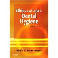 Ethics and Law in Dental Hygiene,9781416062356