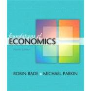 Foundations of Economics plus MyEconLab plus eBook 2-semester Student Access Kit,9780321522368