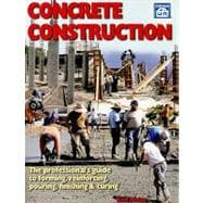 Concrete Construction, 9781572182370  