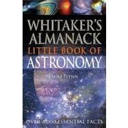 Whitaker's Almanack Little Book of Astronomy, 9780713682373  