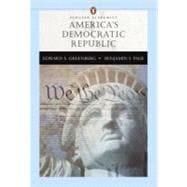 Americas Democratic Republic (Penguin Academic Series),9780321112378