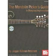 Mandolin Picker's Guide to Bluegrass Improvisation Book/CD Set,9780786682379