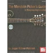Mandolin Picker's Guide to Bluegrass Improvisation Book/CD S..., 9780786682379  