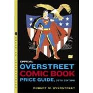 The Official Overstreet Comic Book Price Guide #38,9780375722394