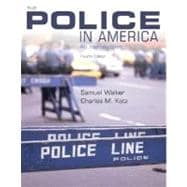 The Police in America: An Introduction, with PowerWeb,9780072532401