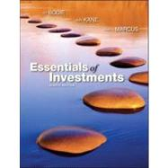Essentials of Investments, 9780073382401  