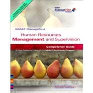 ManageFirst Human Resources Management and Supervision with Pencil/Paper Exam and Test Prep,9780135072424