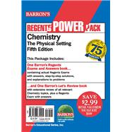 Chemistry - The Physical Setting Power Pack, 9781438072425