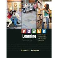 P.O.W.E.R. Learning: Strategies for Success in College and Life,9780073522432