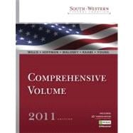 South-Western Federal Taxation Comprehensive Volume 2011,9780538742436