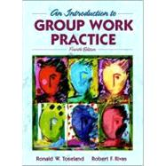 An Introduction to Group Work Practice (text and workbook),9780205392438