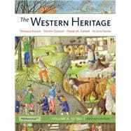 The Western Heritage: Volume A,9780205962440
