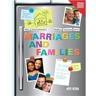 Marriages and Families, Census Update Plus MyFamilyLab with eText -- Access Card Package
