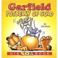 Garfield Potbelly of Gold, 9780345522443  