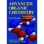 Advanced Organic Chemistry: Reaction and Synthesis,9780306462450