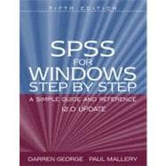 SPSS for Windows Step by Step : A Simple Guide and Reference 12. 0 Update