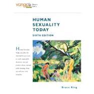 Human Sexuality Today, VangoBooks,9780136042457